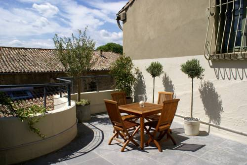 Apartment Sigalon : Appartement proche d'Uzès