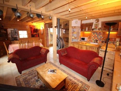 Apartment Chalet roc du vent : Appartement proche de Cohennoz
