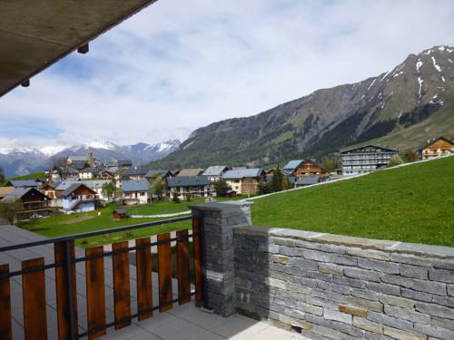 O'Mikely : Appartement proche d'Albiez-Montrond