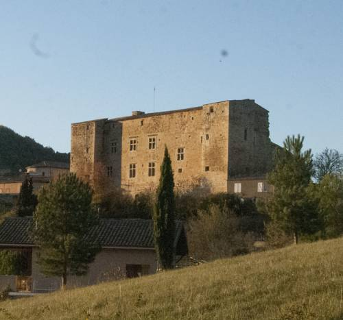 Chateau St Ferriol : Hebergement proche de Saint-Ferriol