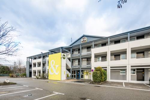 Hotel B And B Gieres