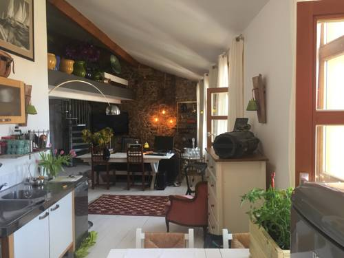 Joffry's Loft : Appartement proche de Villelongue-dels-Monts