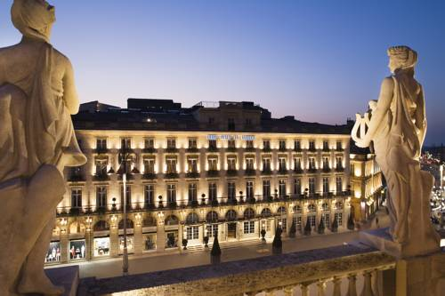 InterContinental Bordeaux Le Grand Hotel : Hotel proche