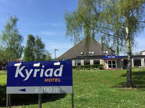 Kyriad Laon : Hotel proche d'Athies-sous-Laon