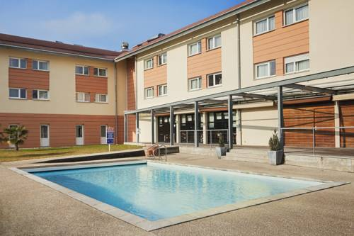 Holiday Inn Express Grenoble-Bernin : Hotel proche de Froges