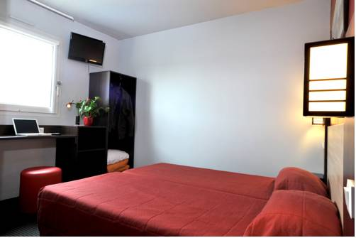 Brit Hotel St-Quentin/Nord : Hotel proche de Francilly-Selency