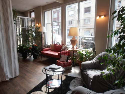 Le Crystal Hotel : Hotel proche d'Amiens