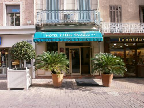 Little Palace : Hotel proche de Toulon