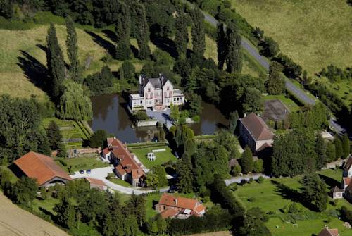 Chateau de Quesmy : Chambres d'hotes/B&B proche d'Appilly