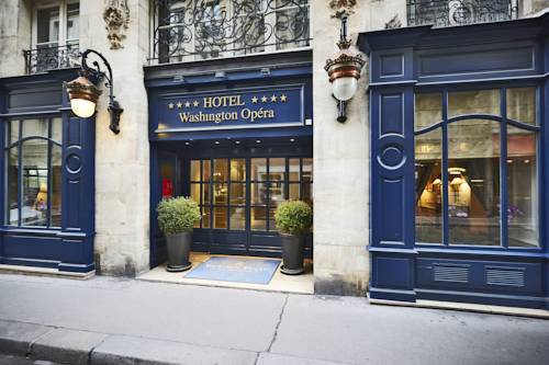 Golden Tulip Washington Opera : Hotel proche du 2e Arrondissement de Paris