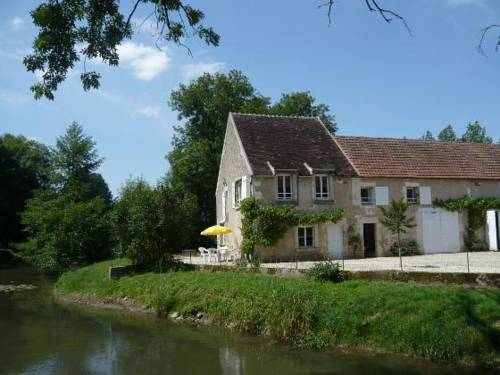 Moulin de Prenoulat : Appartement proche de Dornecy