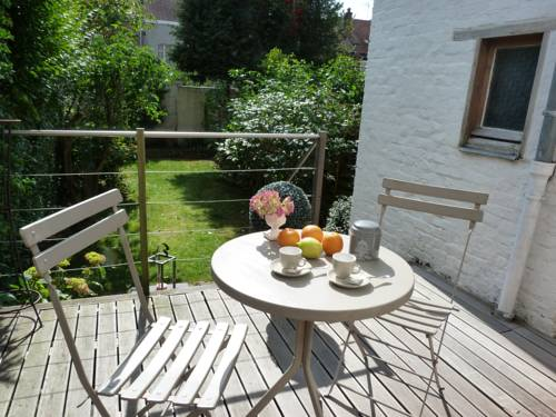 Holiday home M'amour : Hebergement proche de Loos
