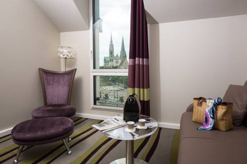 Mercure Chartres Cathedrale : Hotel proche de Chartres