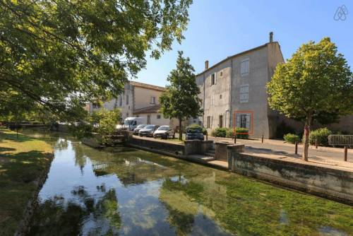 The Waters Edge : Appartement proche de L'Isle-sur-la-Sorgue