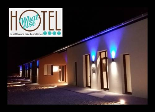 What Else Hotel : Hotel proche de Blyes