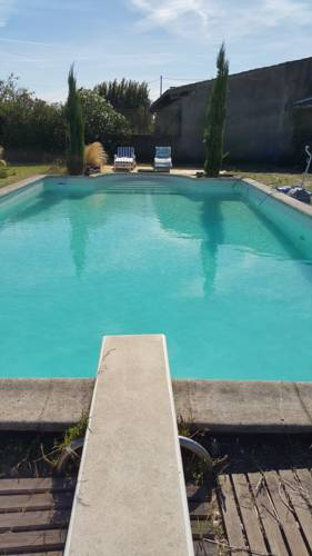 Manoir de Moulinsard : Appartement proche d'Alixan