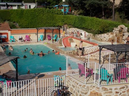 Camping les Roches : Hebergement proche d'Arlebosc