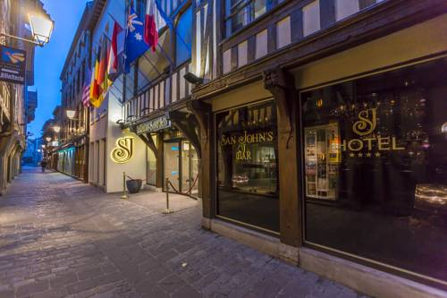 Hotel Relais Saint Jean Troyes : Hotel proche