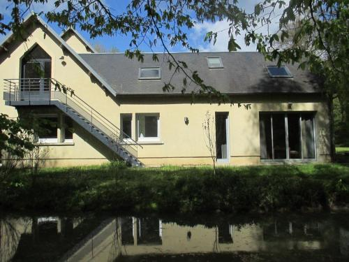 Holiday home bis route de Saint Quentin : Hebergement proche de Bichancourt