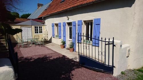 Sainte-Anne Holiday Cottage : Hebergement proche de Saint-Jores