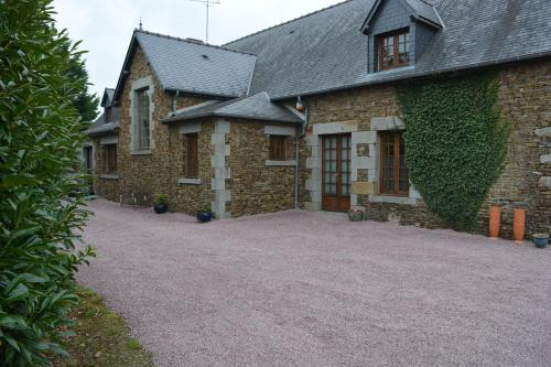 Mont Saint Michel Farmhouse : Hebergement proche de Macey