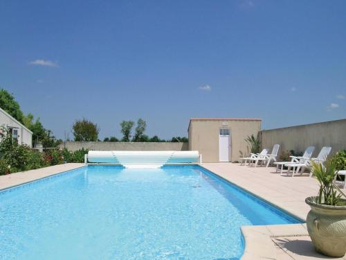 Holiday Home Le Riquet IV : Hebergement proche de Saint-Denis-du-Payré