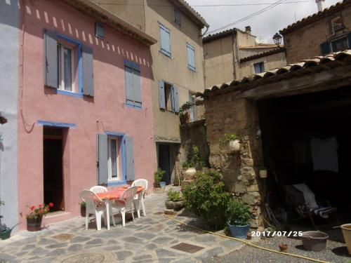 maison de village : Hebergement proche de Mouthoumet