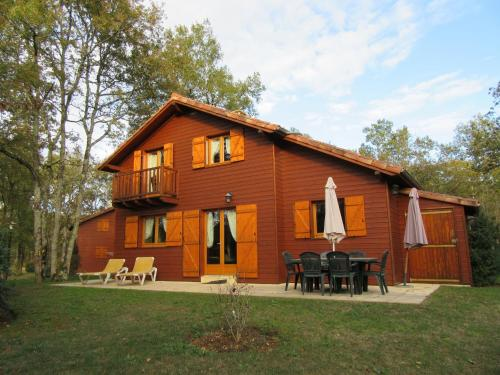 Chalet Souillac Golf & Country Club Deluxe II : Hebergement proche de Souillac