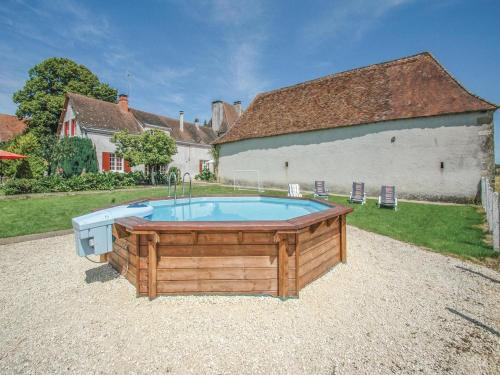 Holiday Home St. Sulpice-d'Exideul - 01 : Hebergement proche de Saint-Sulpice-d'Excideuil