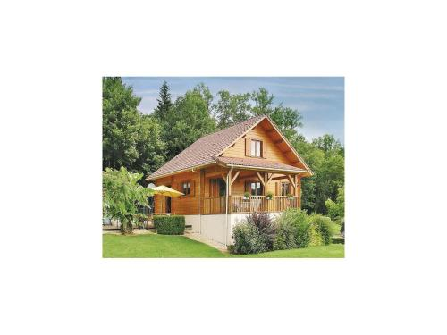 Holiday Home Sceau St. Angel Bateliere : Hebergement proche de La Chapelle-Montmoreau
