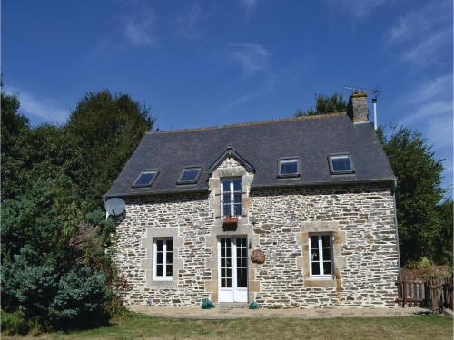 Holiday home Plessala J-668 : Hebergement proche de Saint-Gouéno