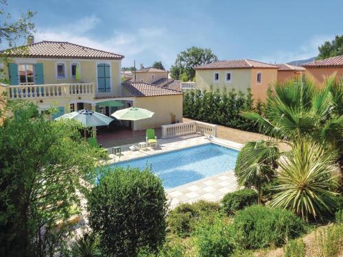 Holiday Home Roquebrune sur Argens with Fireplace I : Hebergement proche de Roquebrune-sur-Argens