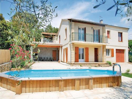 Holiday home Vallabrix with Outdoor Swimming Pool 405 : Hebergement proche de Saint-Victor-des-Oules