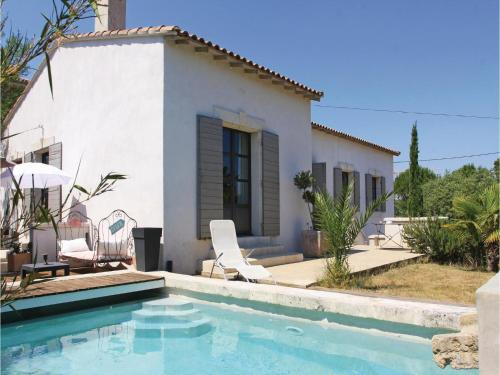 Three-Bedroom Holiday Home in Les Angles : Hebergement proche de Les Angles