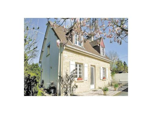 Holiday home Blosville H-846 : Hebergement proche d'Angoville-au-Plain