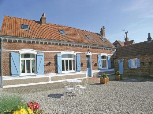 Holiday Home La Ferme Aux Hirondelles : Hebergement proche de Rebecques