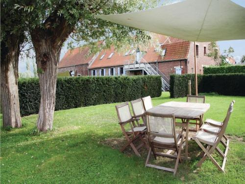 Holiday Home Arques Rue Jules Ferry II : Hebergement proche d'Arques