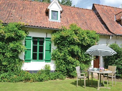 Holiday Home St. Denoeux Rue Principale : Hebergement proche d'Embry