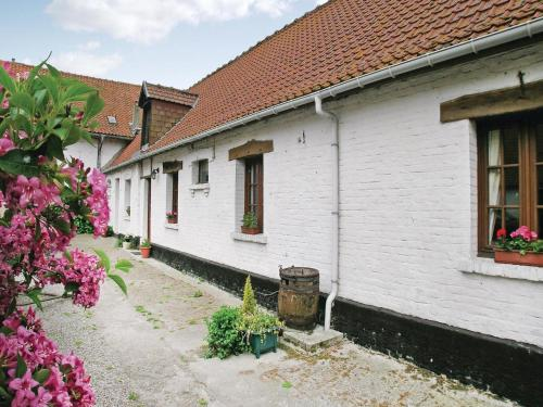 Holiday home Ferme de la Butte I-865 : Hebergement proche de Saint-Tricat