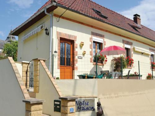 Holiday Home Ligny-Sur-Canche Rue Claude : Hebergement proche d'Outrebois