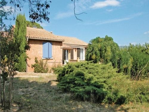 Holiday home Rue Piegonnaise : Hebergement proche de Mirabel-aux-Baronnies