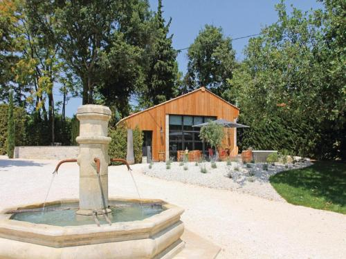 Two-Bedroom Holiday Home in La Batie Rolland : Hebergement proche de Bonlieu-sur-Roubion