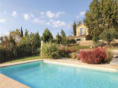 One-Bedroom Holiday Home in La Batie Rolland : Hebergement proche de Bonlieu-sur-Roubion