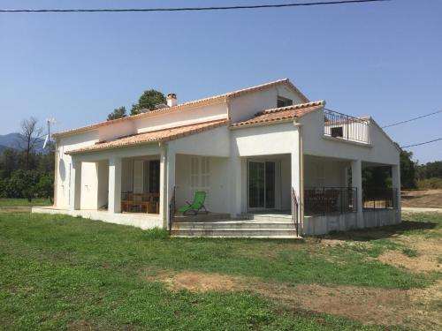 Holiday home Morta Traversa : Hebergement proche de Prunelli-di-Fiumorbo