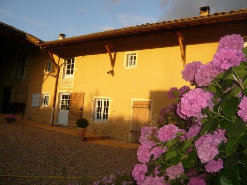Bed & Breakfast - Maison de Marie : Hebergement proche de Saint-Georges-de-Reneins