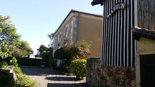 Gites Matilon : Appartement proche de Fargues