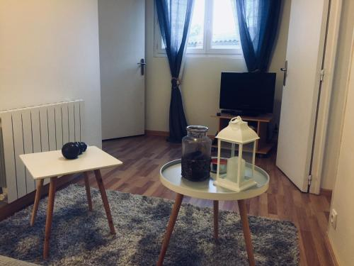 L'olivier : Appartement proche d'Amilly