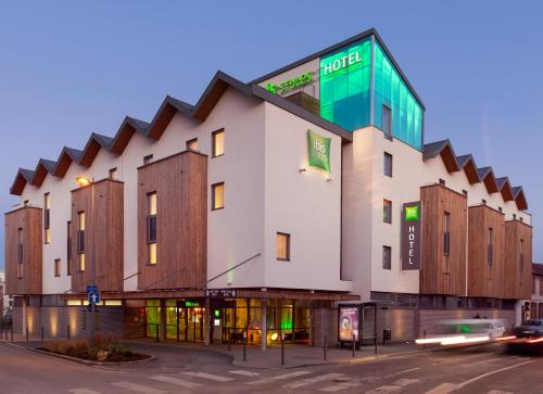 ibis Styles Troyes Centre : Hotel proche de Troyes