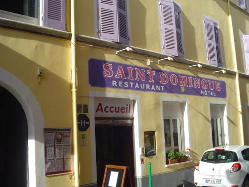 Le Saint Domingue : Hotel proche