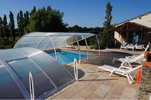 Holiday home Sainte-Marie des Pins : Hebergement proche de Falleron